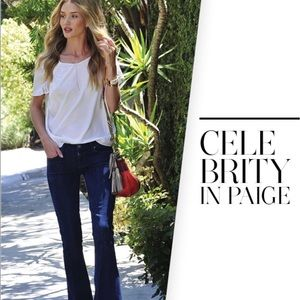 Paige H.H. boot jeans 28